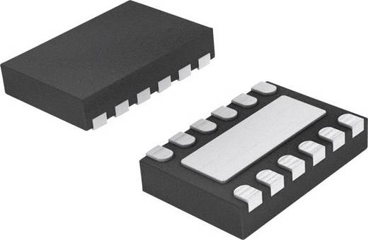 Datenerfassungs-IC - Digital-Analog-Wandler (DAC) Texas Instruments DAC7551TDRNRQ1 USON-12