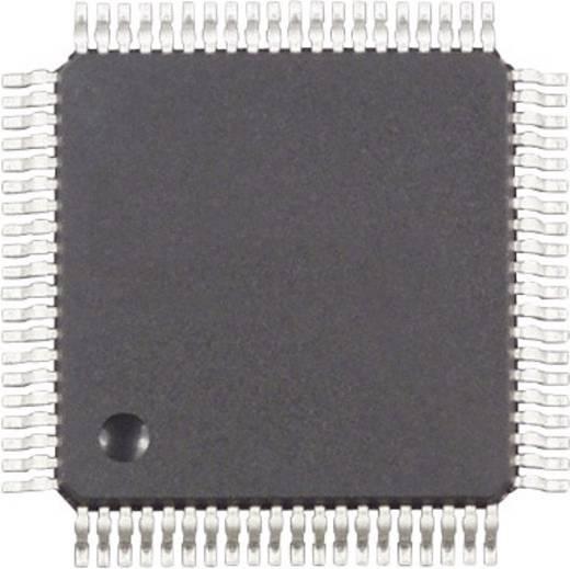 Schnittstellen-IC - Transceiver Texas Instruments DP83843BVJE/NOPB Ethernet 4/4 MQFP-80