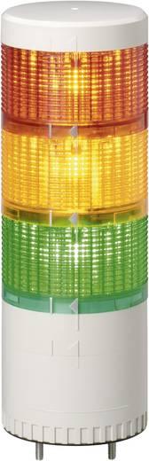 Signalsäulenelement Patlite LU7-02S + FB142 Blinklicht 24 V/DC