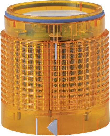 Signalsäulenelement Patlite LU5-E-Y Gelb Gelb 24 V/DC