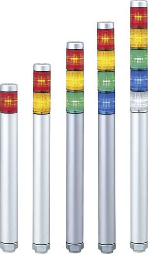 Signalsäulenelement Patlite MP-302C Rot, Weiß, Gelb Rot, Weiß, Gelb Dauerlicht 24 V/DC