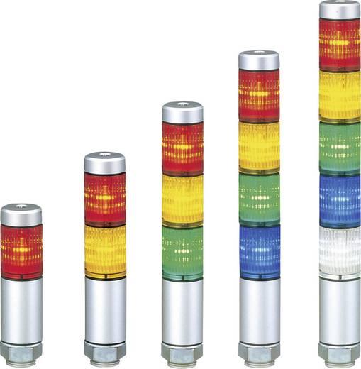 Signalsäulenelement Patlite MPS-202-RG Rot, Grün Rot, Grün Dauerlicht 24 V/DC