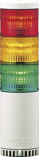 Signalsäulenelement Patlite LCE 202FBW-RG Rot, Grün Rot, Grün Dauerlicht, Blinklicht 24 V/DC, 24 V/AC