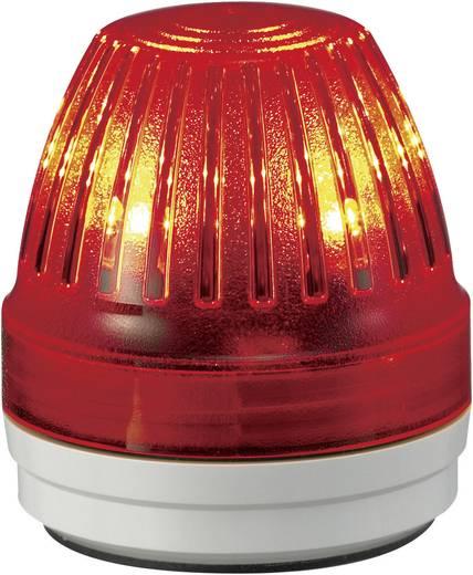 Signalleuchte Patlite NE-24-R Rot Rot 24 V/DC