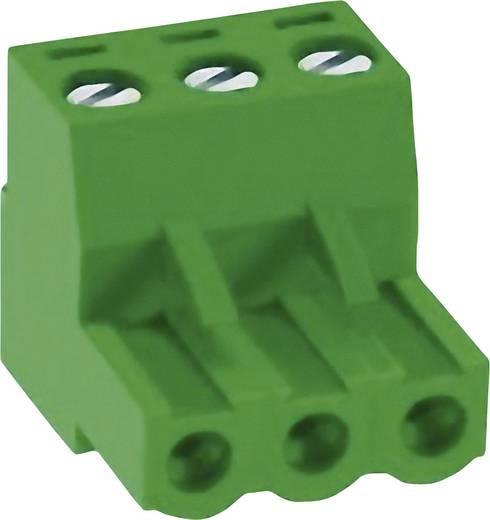 DECA Buchsengehäuse-Kabel MC Polzahl Gesamt 13 Rastermaß: 5 mm MC100-50013 1 St.