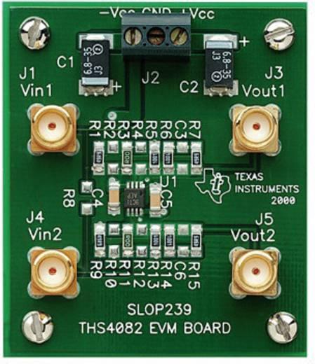 Entwicklungsboard Texas Instruments THS4082EVM
