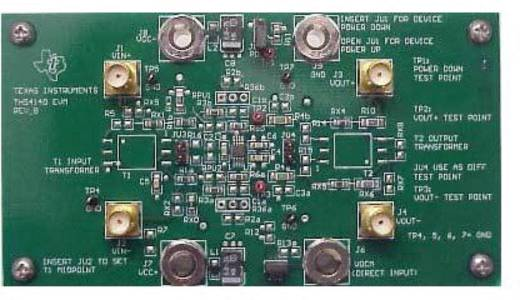 Entwicklungsboard Texas Instruments THS4140EVM