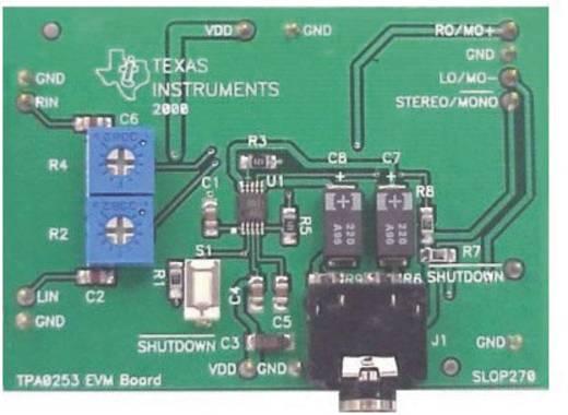 Entwicklungsboard Texas Instruments TPA0253EVM