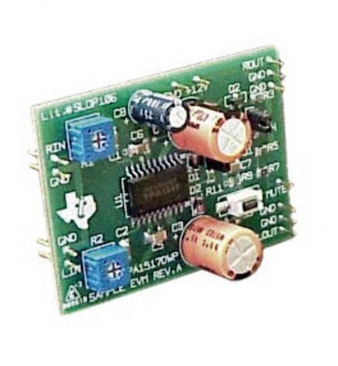 Entwicklungsboard Texas Instruments TPA1517DWPEVM