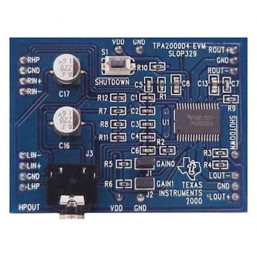 Entwicklungsboard Texas Instruments TPA2000D4EVM