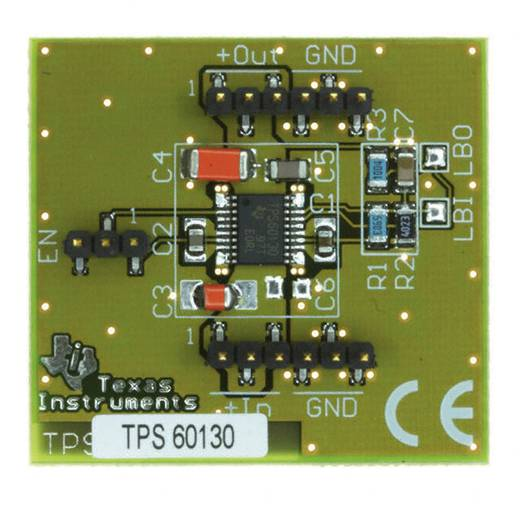 Entwicklungsboard Texas Instruments TPS60130EVM-143