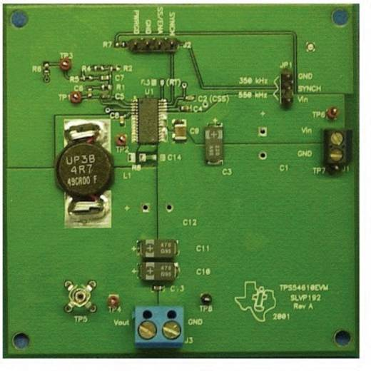 Entwicklungsboard Texas Instruments TPS54610EVM-192