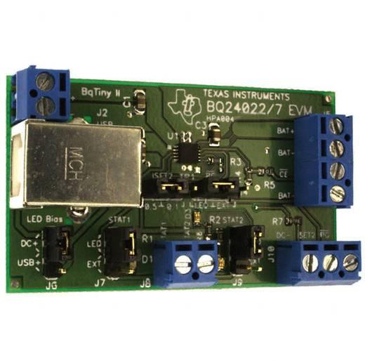 Entwicklungsboard Texas Instruments BQ24022EVM