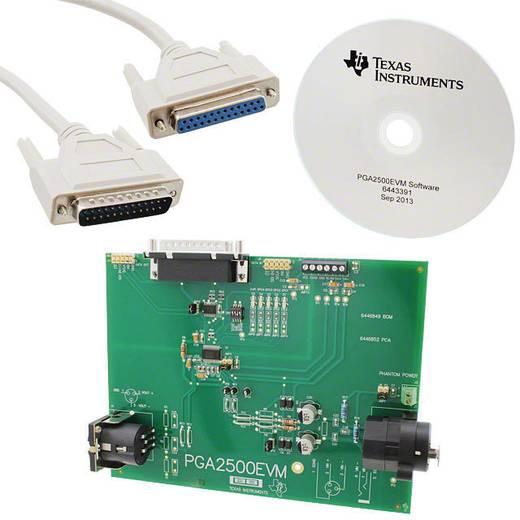 Entwicklungsboard Texas Instruments PGA2500EVM
