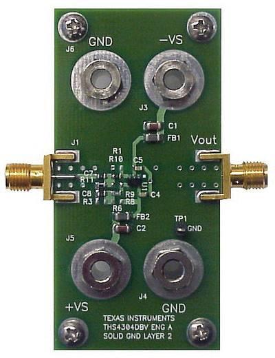 Entwicklungsboard Texas Instruments THS4304DBVEVM