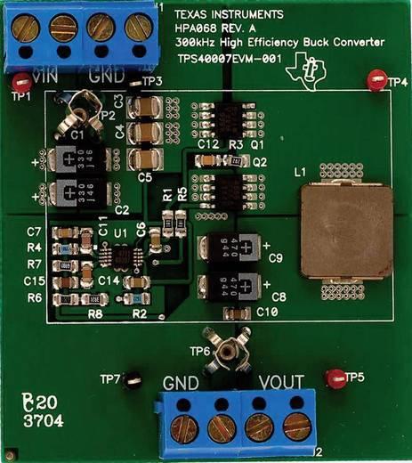 Entwicklungsboard Texas Instruments TPS40007EVM-001