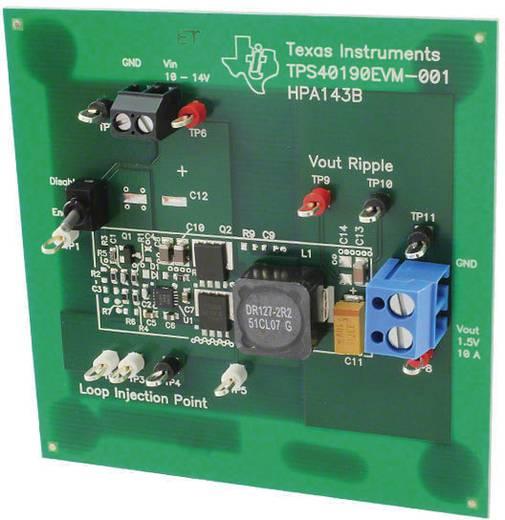 Entwicklungsboard Texas Instruments TPS40190EVM-001