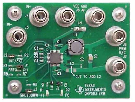 Entwicklungsboard Texas Instruments DRV593EVM