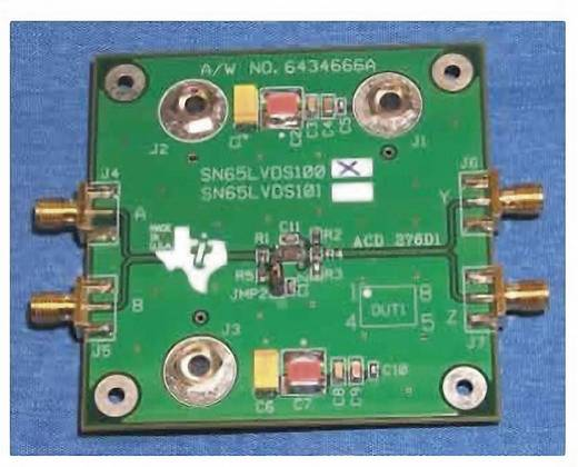 Entwicklungsboard Texas Instruments SN65LVDS101EVM