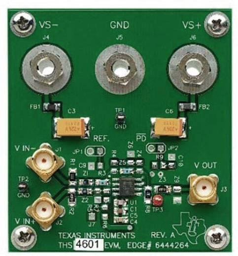 Entwicklungsboard Texas Instruments THS4601EVM