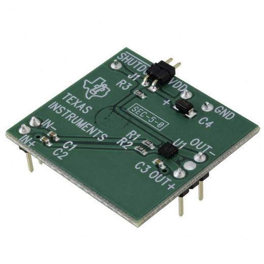 Entwicklungsboard Texas Instruments TPA2005D1EVM