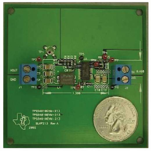 Entwicklungsboard Texas Instruments TPS54610EVM-213