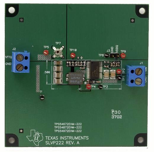 Entwicklungsboard Texas Instruments TPS54972EVM-222