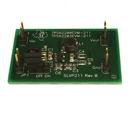 Entwicklungsboard Texas Instruments TPS62200EVM-211