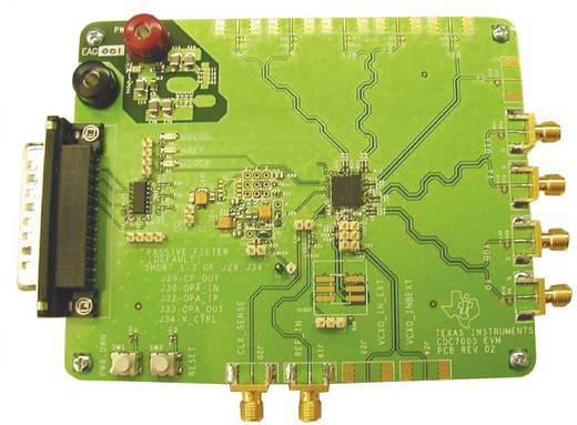 Entwicklungsboard Texas Instruments CDC7005QFN-EVM