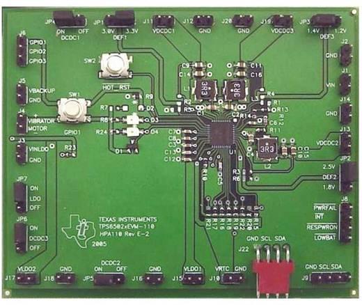 Entwicklungsboard Texas Instruments TPS65021EVM-110