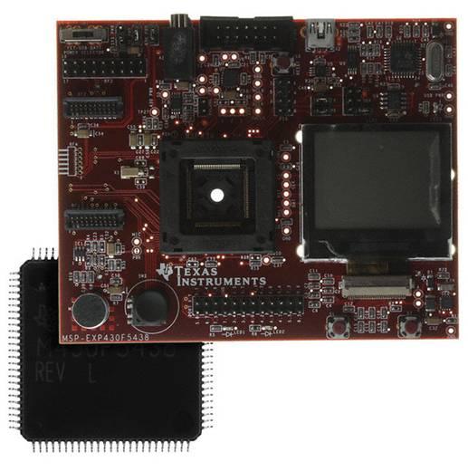 Entwicklungsboard Texas Instruments MSP-EXP430F5438