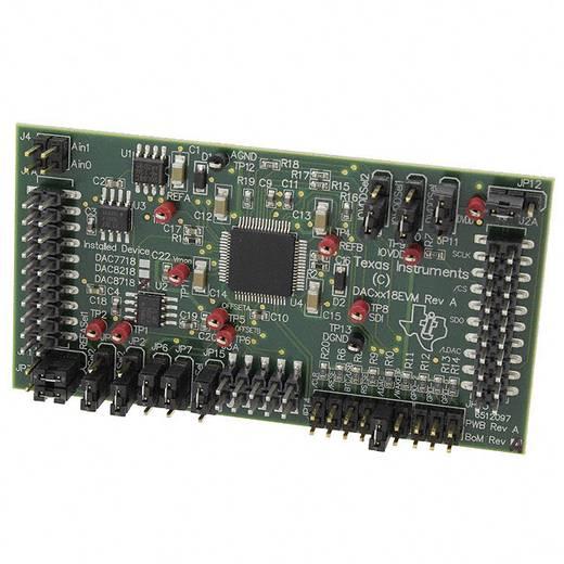 Entwicklungsboard Texas Instruments DAC8718EVM