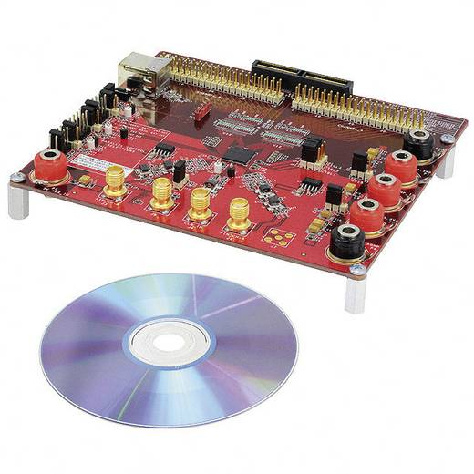 Entwicklungsboard Texas Instruments ADS62P24EVM