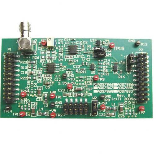 Entwicklungsboard Texas Instruments ADS7866EVM