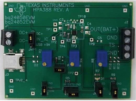 Entwicklungsboard Texas Instruments BQ24050EVM