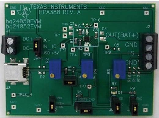 Entwicklungsboard Texas Instruments BQ24052EVM