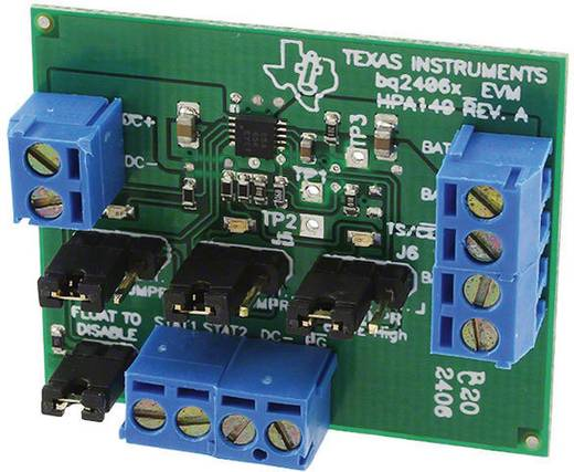 Entwicklungsboard Texas Instruments BQ24064EVM-005
