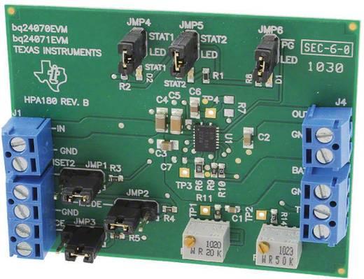 Entwicklungsboard Texas Instruments BQ24071EVM