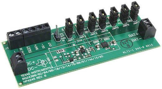 Entwicklungsboard Texas Instruments BQ24316EVM