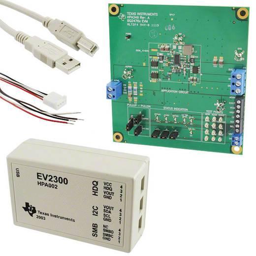 Entwicklungsboard Texas Instruments BQ24765EVM
