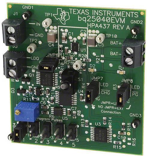 Entwicklungsboard Texas Instruments BQ25040EVM