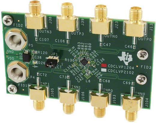 Entwicklungsboard Texas Instruments CDCLVP1204EVM