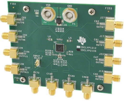Entwicklungsboard Texas Instruments CDCLVP2106EVM