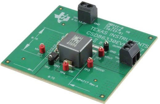 Entwicklungsboard Texas Instruments CSD86330EVM-717