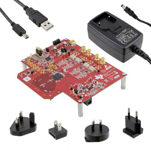 Entwicklungsboard Texas Instruments DAC34H84EVM