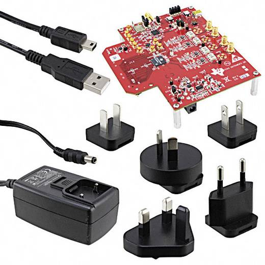 Entwicklungsboard Texas Instruments DAC34SH84EVM