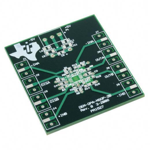 Platine (unbestückt) Texas Instruments DEM-OPA-MSOP-2B