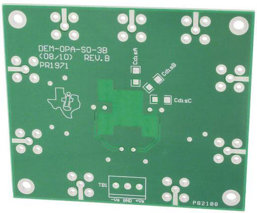 Platine (unbestückt) Texas Instruments DEM-OPA-SO-3B