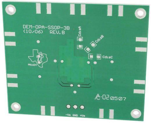 Platine (unbestückt) Texas Instruments DEM-OPA-SSOP-3B