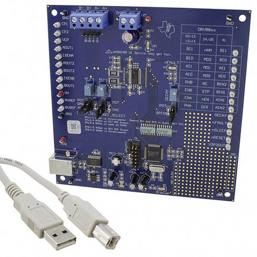 Entwicklungsboard Texas Instruments DRV8814EVM